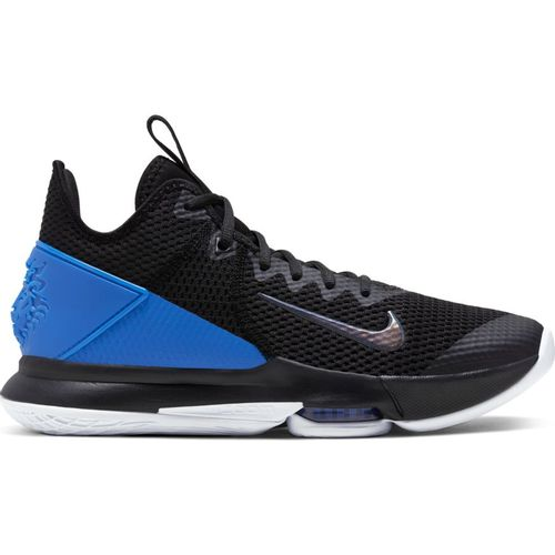 Men's Nike Lebron Witness IV (Black/Cobalt)