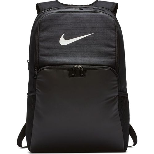 Nike Brasilia XL Backpack (Black/White)