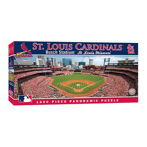 St. Louis Cardinals Panoramic Puzzle