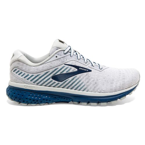 Men's Brooks Ghost 12 (Microchip/Grey)