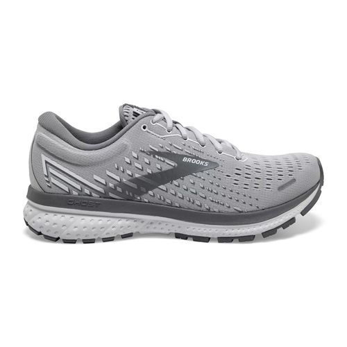 Women's Brooks Ghost 13 Wide (Alloy/Oyster)