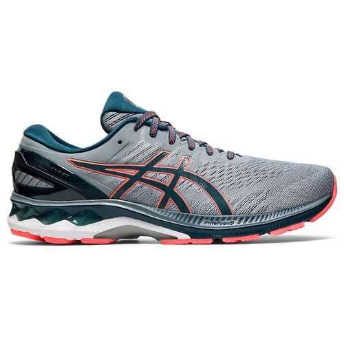 Men's Asics GEL-Kayano 27 (Rock/Blue)