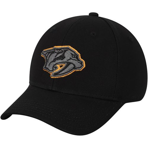 Youth Nashville Predators Clear Pop Flex Fit Hat (Navy)