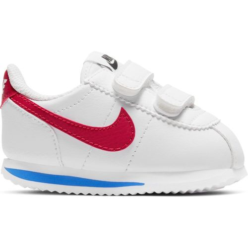 Toddler Nike Cortez Basic (White/Red)