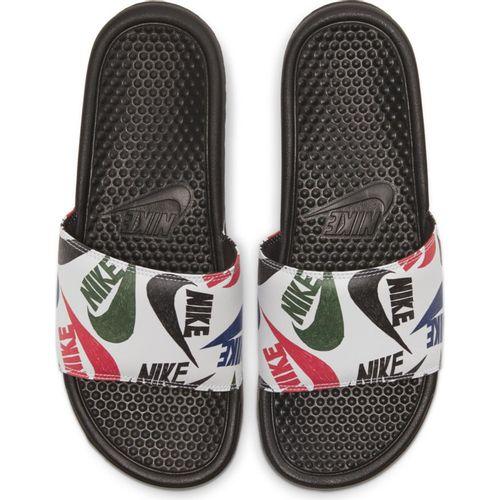 Men's Nike Benassi Just Do It Slide (Black/Black)