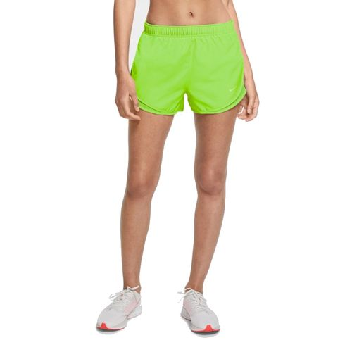 "Women's Nike 3"" Dry Tempo Short (Volt/Volt)"