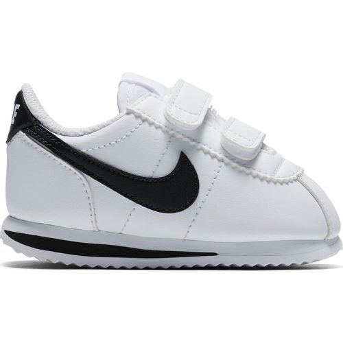 Toddler Nike Cortez Basic (White/Black)