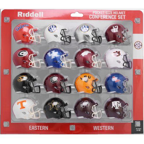 SEC Conference Mini Helmet Set