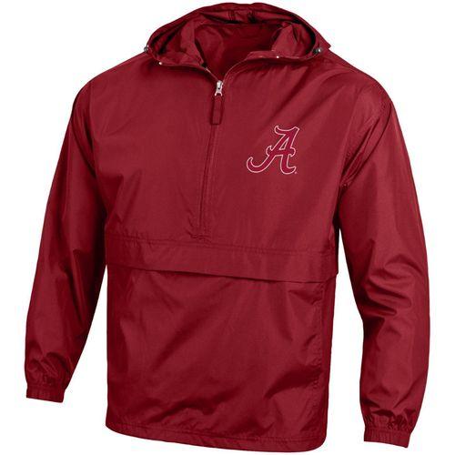 Men's Champion Alabama Crimson Tide Packable Jacket (Crimson)