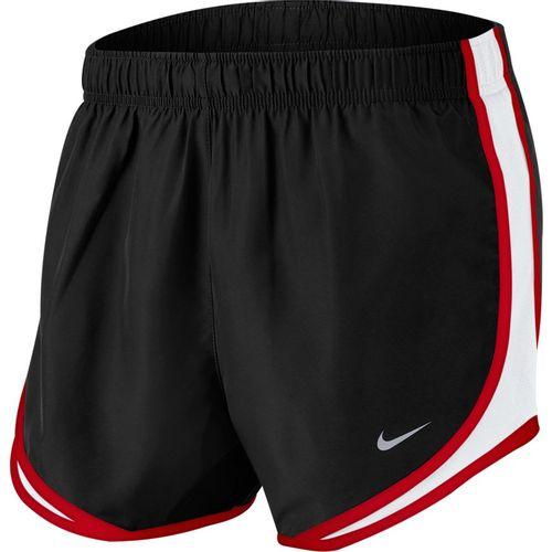 """Women's Nike 3"""" Dry Tempo Short (Black/White)"""
