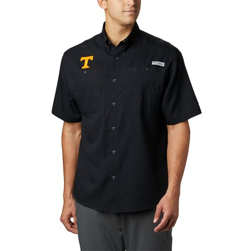 Men's Tennessee VolunteersTamiami Short-Sleeved T-Shirt (Black)