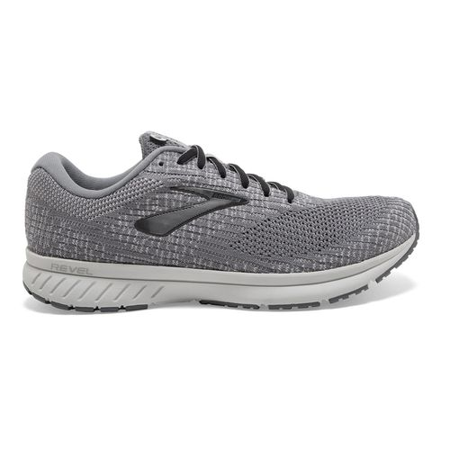 Men's Brooks Revel 3 (Shade/Grey)