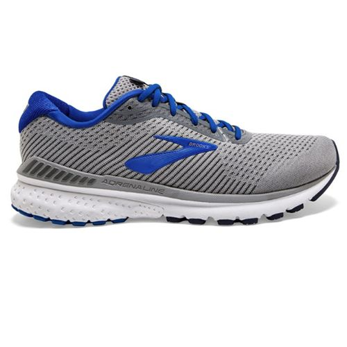 Men's Brooks Adrenaline GTS 20 (Grey/Blue)