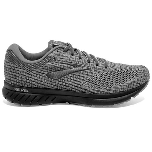 Men's Brooks Revel 3 (Primer/Ebony)