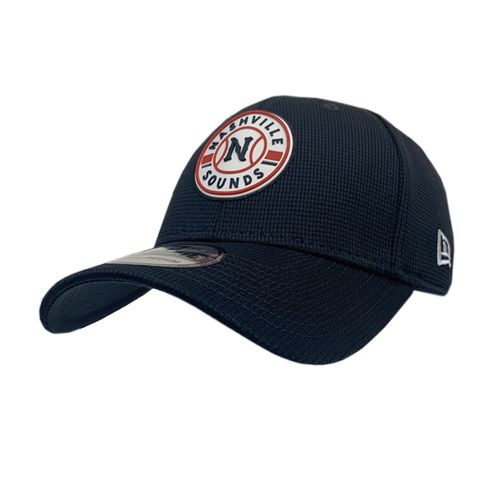 New Era Nashville Sounds 3930 Clubhouse Fitted Hat (Navy)