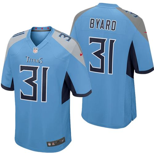 Men's Nike Tennessee Titans Kevin Byard Alternate Game Jersey (Coast Blue)