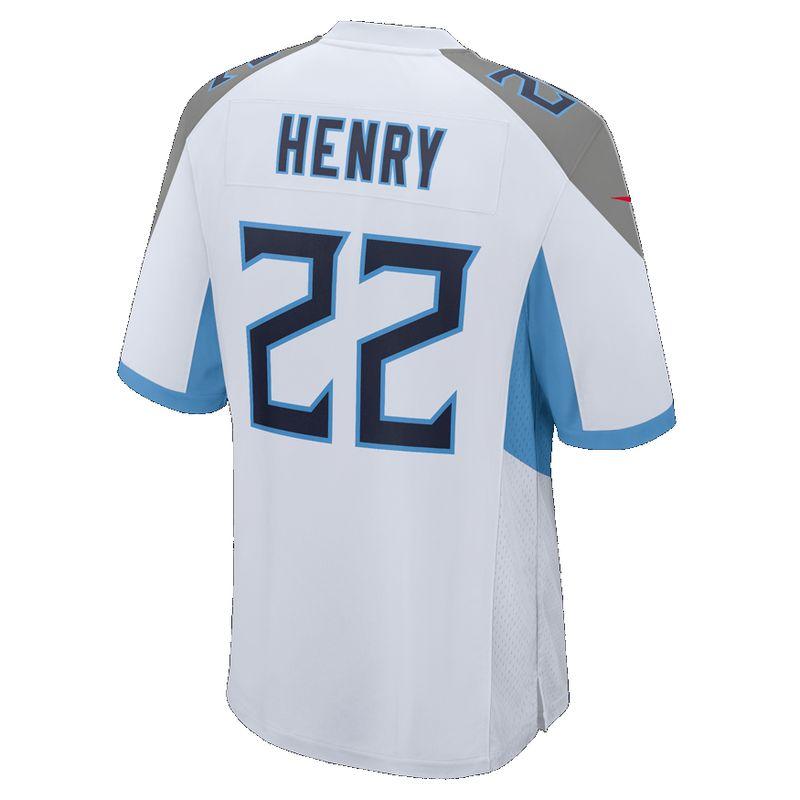 white derrick henry jersey
