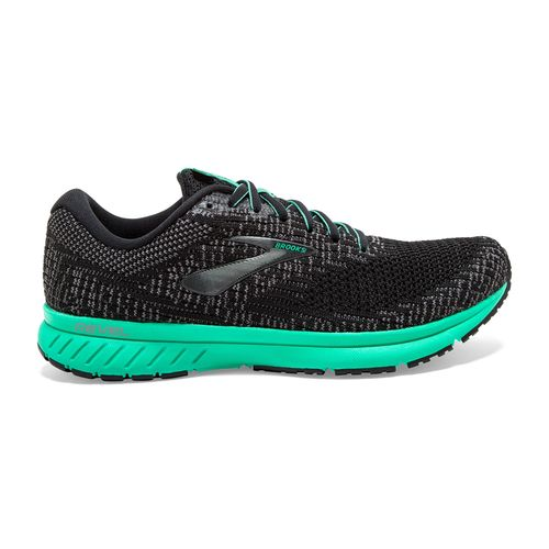 Women's Brooks Revel 3 (Black/Blackened Pearl)