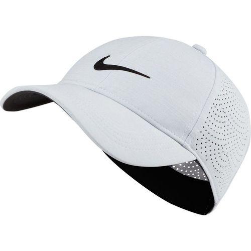 Nike AeroBill Heritage86 Adjustable Hat (Sky Grey)