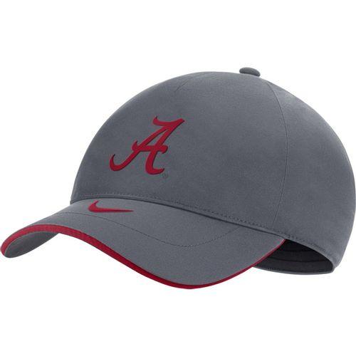 Nike Alabama Crimson Tide Sideline Shield Legacy 91 Hat (Flint Grey)