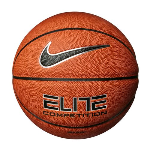 Nike Elite Competition Basketball (Amber/Black)