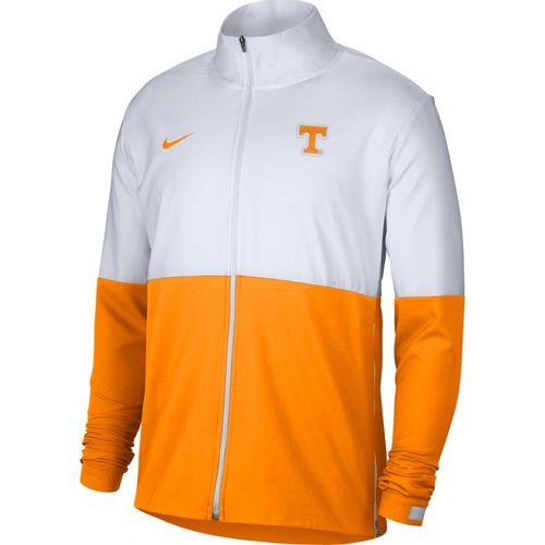 Men's Nike Tennessee Volunteers Full-Zip Jacket (White/Orange)