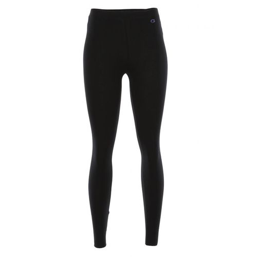 Women's Champion Cotton Stretch Legging (Black)