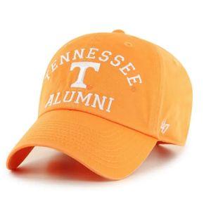 '47 Brand Tennessee Volunteers Archway Alumni Adjustable Hat (Orange)