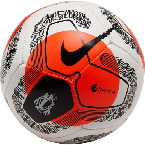 Nike Premier League Tunnel Vision Soccer Ball (White/Crimson)