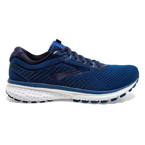 Men's Brooks Ghost 12 (Blue/Peacoat)
