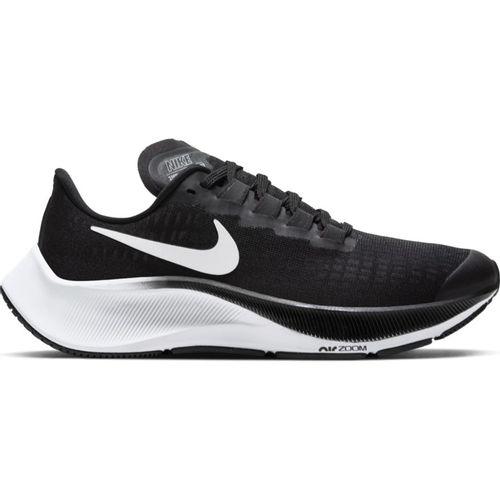Grade School Nike Air Zoom Pegasus 37 (Black/White)