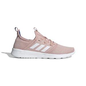 Women's Adidas Cloudfoam Pure (Pink/White)