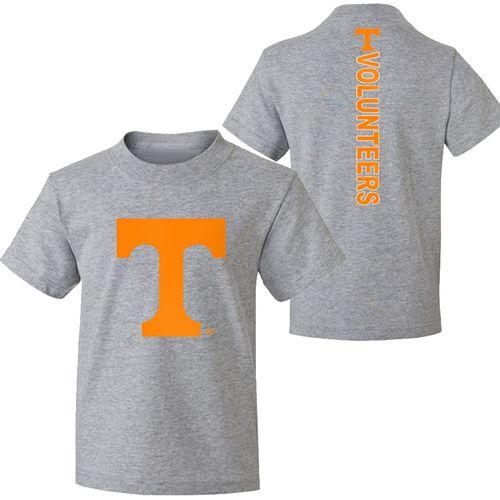 Kid's Tennessee Volunteers Goal Standard T-Shirt (Dark Heather)