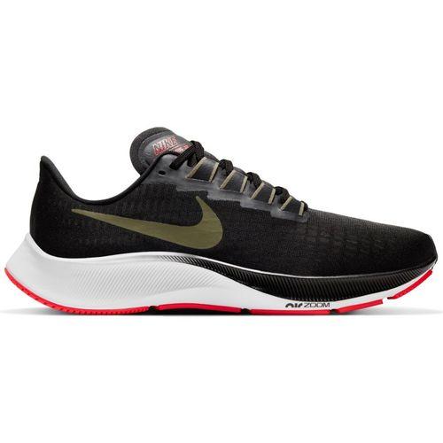 Men's Nike Air Zoom Pegasus 37 (Black/Olive)