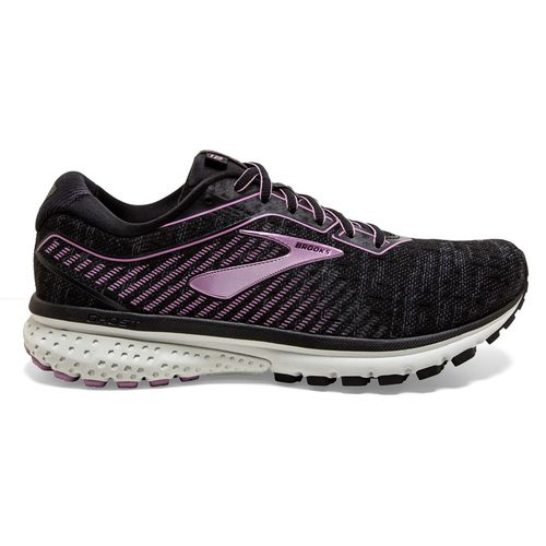Women's Brooks Ghost 12 (Black/Ebony)