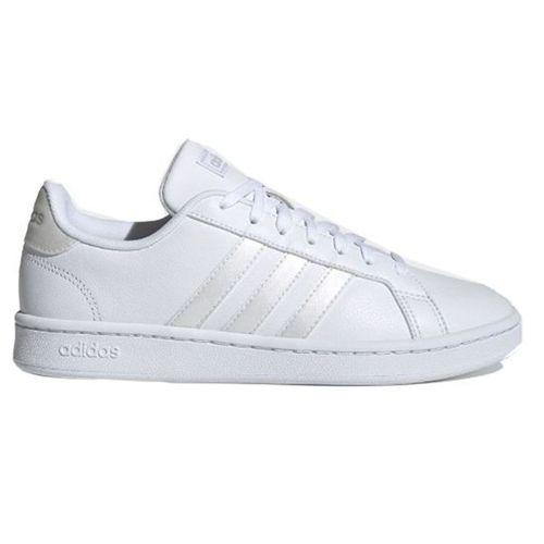Women's Adidas Grand Court (White/White)