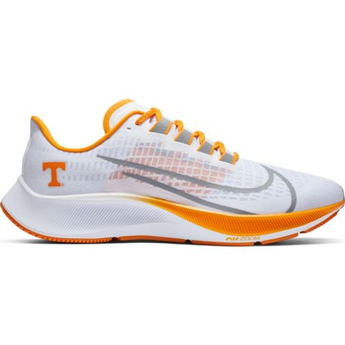 Men's Nike Tennessee Volunteers Air Zoom Pegasus 37 (White/Orange)