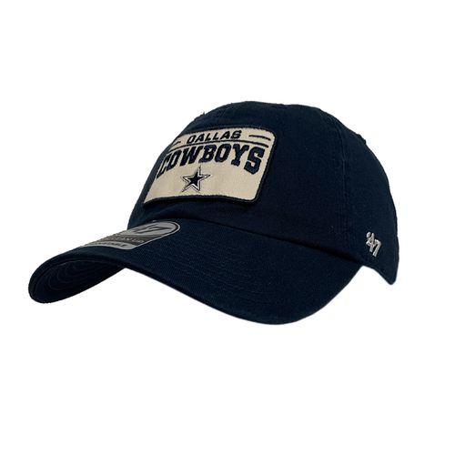 Dallas Cowboys Fairmount 47 Clean Up Adjustable Hat (Navy)