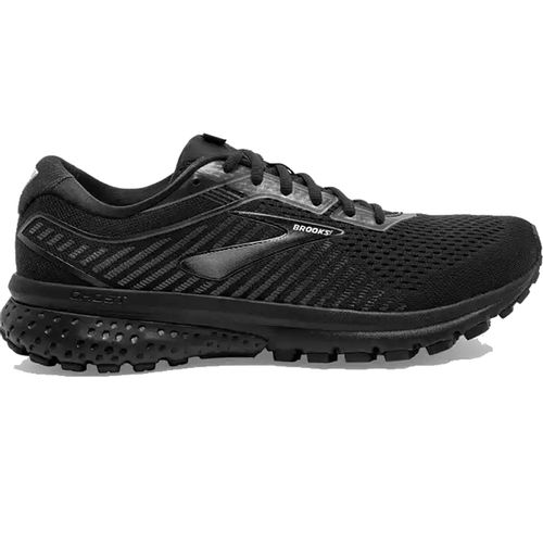 Men's Brooks Ghost 12 Wide (Black)