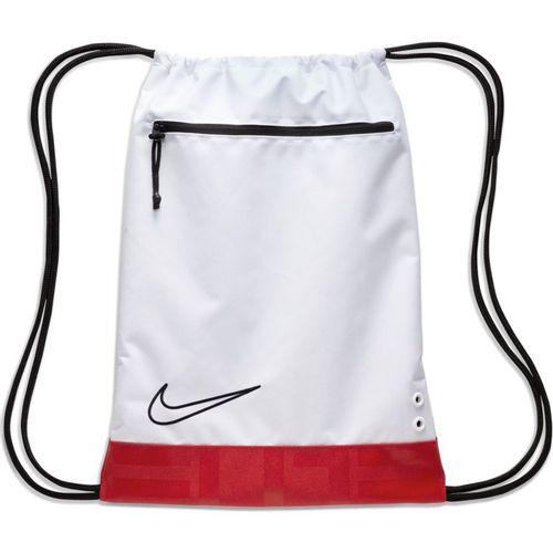 Nike Elite Gymsack (White/Red/Blue)