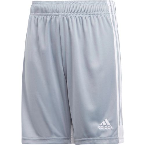 Youth Adidas Tastigo 19 Short (Light Grey/White)
