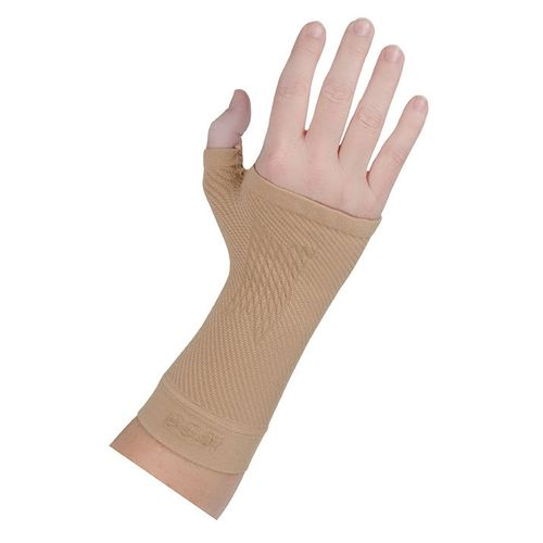 OS1st Sports Wrist Compression Sleeve (Natural)