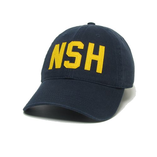 Legacy NSH Adjustable Hat (Navy/Gold)