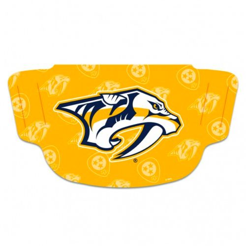 Nashville Predators Fan Face Covering (Gold)