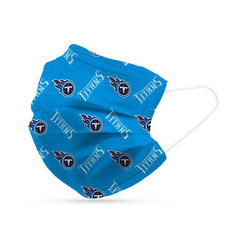 Tennessee Titans 6-Pack Disposable Face Covering