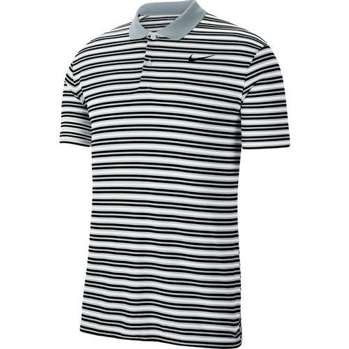 Men's Nike Dri-FIT Victory Polo (White/Black)