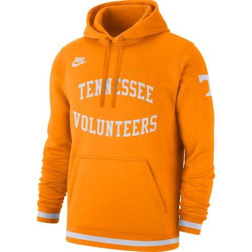Men's Nike Tennessee Volunteers Vintage Club Hooded Fleece (Orange)