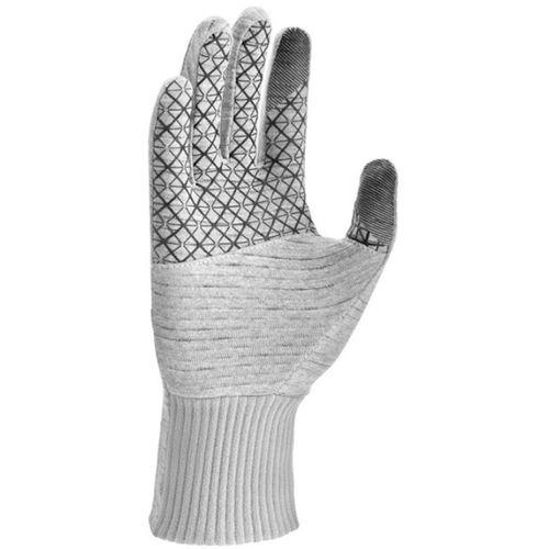 Women's Nike Sphere Running Gloves (Heather Grey)