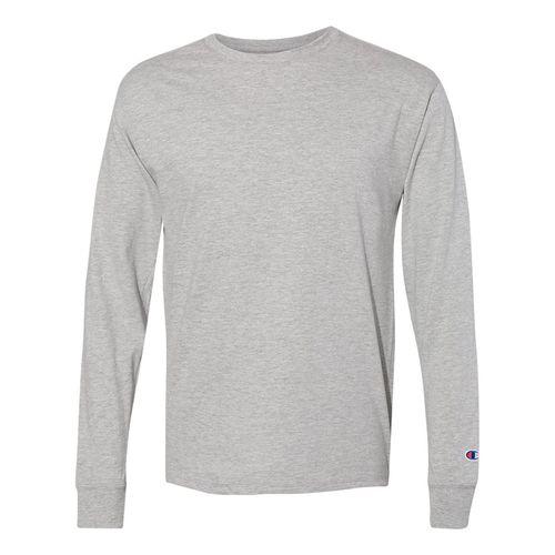 Men's Champion Basic Long Sleeve Shirt (Oxford)