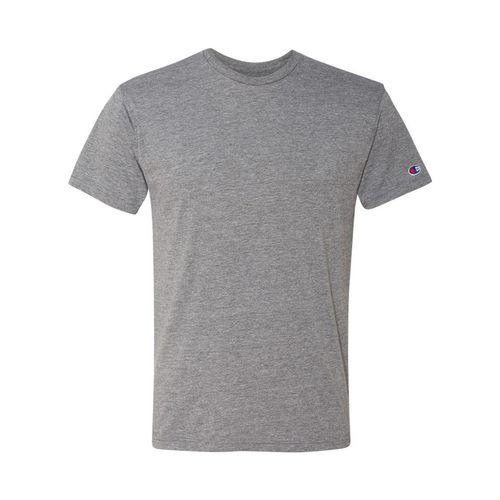 Men's Champion Tri-Blend T-Shirt (Gunsmoke)